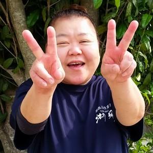 昼部主任 松田綾子 メッセージ 美味しいお昼ご飯を用意して、お待ちしています。